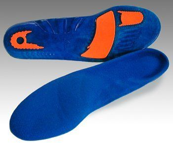 Spenco Gel Comfort Insoles Inserts Anti-Slip Support 39-818 ALL SIZES