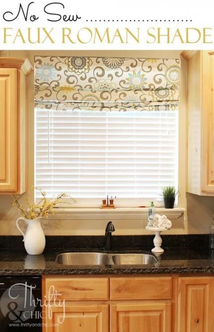 Best Kitchen Window Molding Roman Shades Ideas Home Decor Kitchen Window Treatments Home