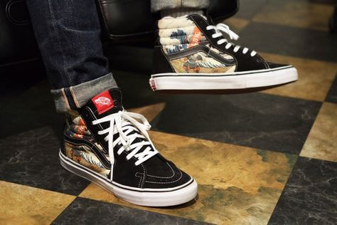 Collection Vans Vault par UBIQ | Vans sk8
