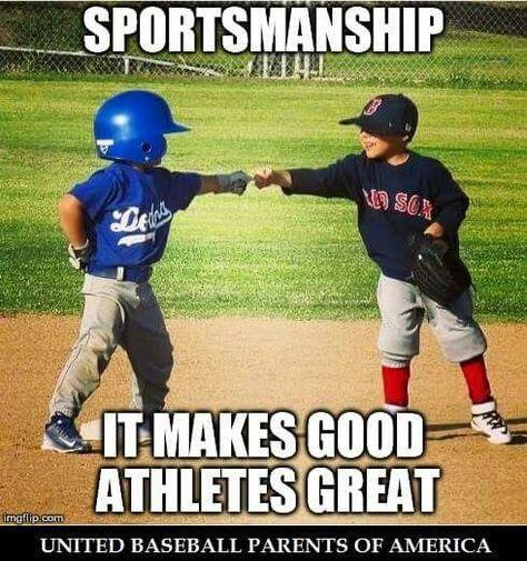 Teaching Kids About SPORTSMANSHIP