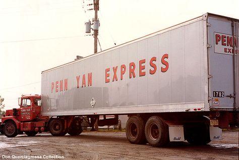 A Bye Gone Era David Faust S Penn Yan Express Collection Penn