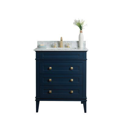 Trenton 30 Single Bathroom Vanity Set Single Bathroom Vanity Blue Bathroom Vanity 30 Inch Bathroom Vanity