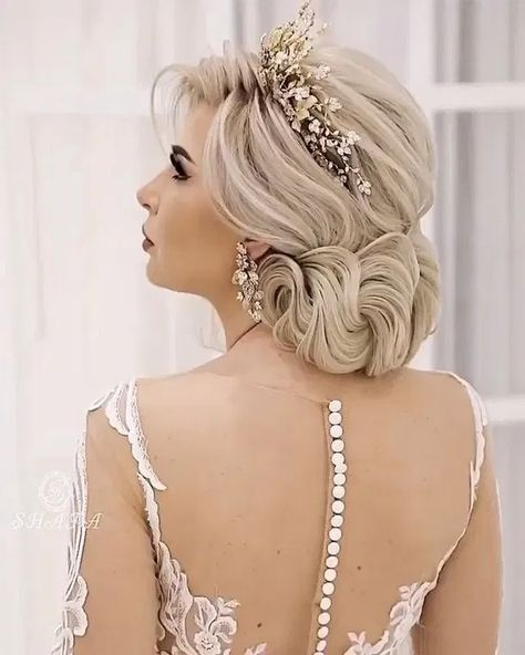 150 chic and elegant wedding hairstyles ideas for bridal -page 14 > Homemytri.Com