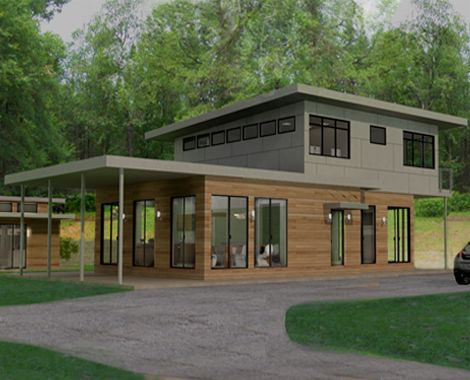 Eco Home Builders jet prefab is a new division of ny-based american green home