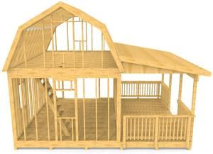 Barn Shed Plan 3 Sizes Small Shed Plans Diy Shed Plans Barns Sheds