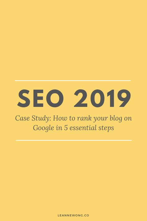 SEO Tips and Tricks: How to Rank Your Blog on Google