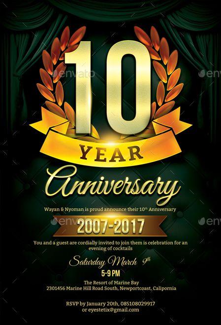 Advertisement Event School Anniversary