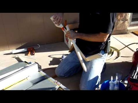 How To Install Ac Window Unit With Horizontal Sliding You