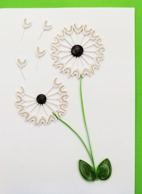 Custom, Quilled, Handmade greeting cards for all occasions.