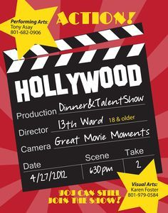 talent show elementary invite flyer template - Google Search ...