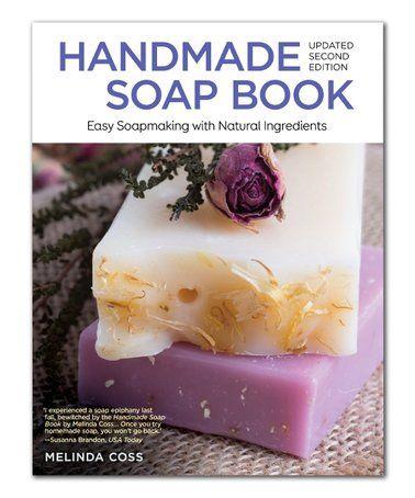 Look At This Zulilyfind Handmade Soap Book Paperback Zulilyfinds