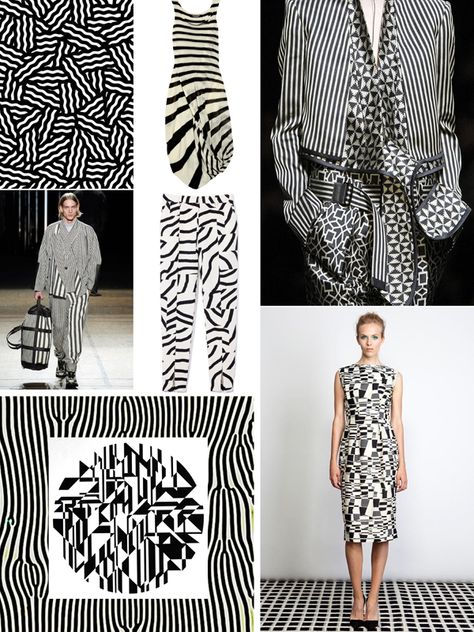 Today's post  [ TREND REPORT ] , is from FV print and trend contributor RACHEL CLORE who is NY based.    Her inspiration today is based on ...