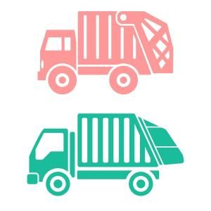 Garbage Recycling Truck Eco Ecology Nature Icon Download On Iconfinder Truck Icon Ecology Icon