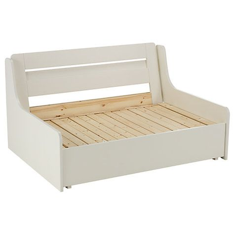 Super Stompa Uno S Plus Double Chair Bed White Blue Chair Bed Theyellowbook Wood Chair Design Ideas Theyellowbookinfo