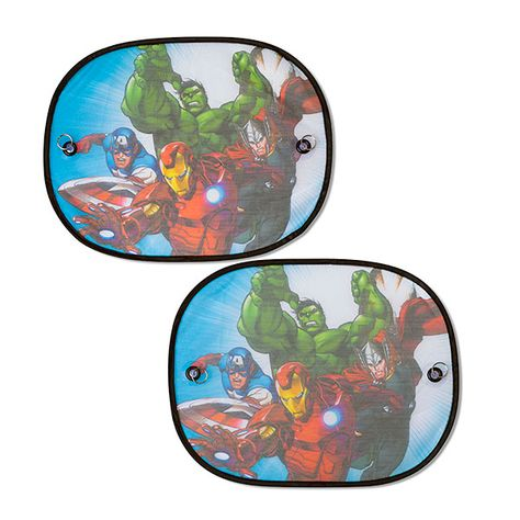 Marvel Avengers Side Window Mesh Sunshade  a62a25c0e3b