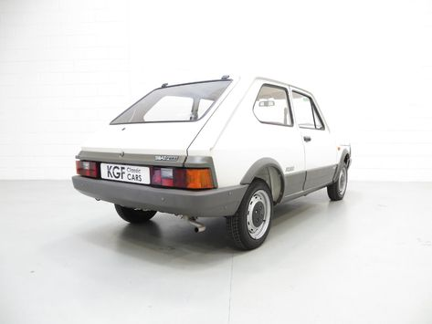 Seat Fura 900 L Fiat 127 With Just 7 993 Miles Pe1 Sold