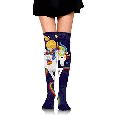 High Elasticity Girl Cotton Knee High Socks Uniform Starlight Women Tube Socks
