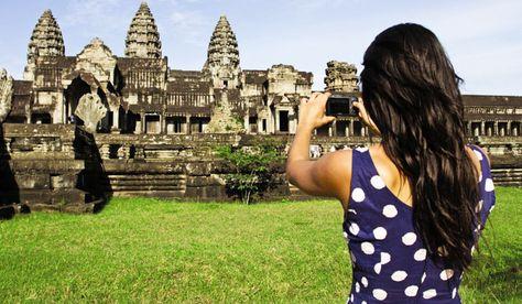 Include visit to Angkor Wat, Siem Reap