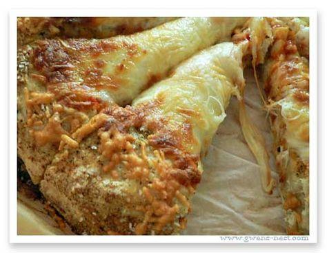 Homemade Pizza Recipe [E] - Gwen's Nest