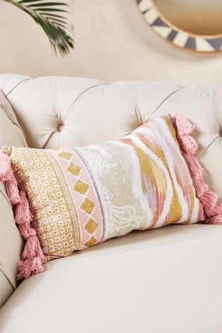 Ogee Pattern Mix Cushion In 2020
