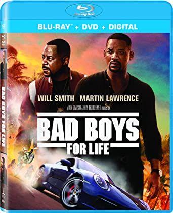 Bad Boys For Life Blu Ray In 2020 Bad Boys Martin Lawrence Blu Ray