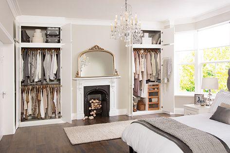 Sharps bespoke wardrobe Already have the wardrobes, just need to organize the…