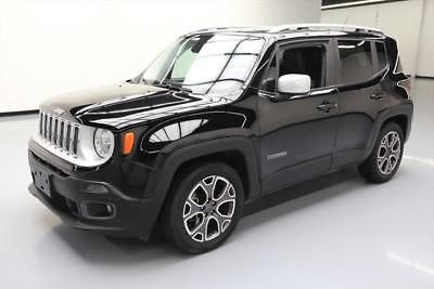 Ebay 2016 Jeep Renegade Limited Sport Utility 4 Door 2016 Jeep