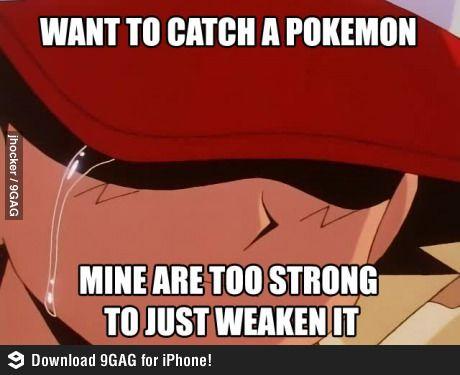 Pokemon trainer problem YEP