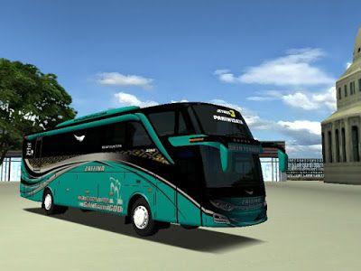 18woshaulin Indonesia Adiputro Jetbus 3 Haulin Luxury