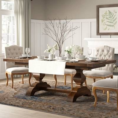 Filkins Extendable Dining Table Wood Dining Table Dining Table In Kitchen Dining Table