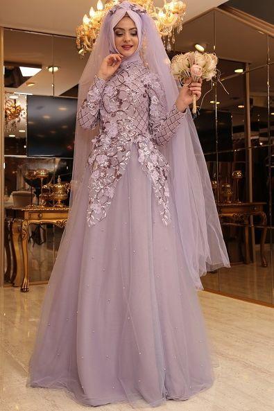 Blog Imajinasiku 32 Inspirasi Model Baju Pengantin Muslimah