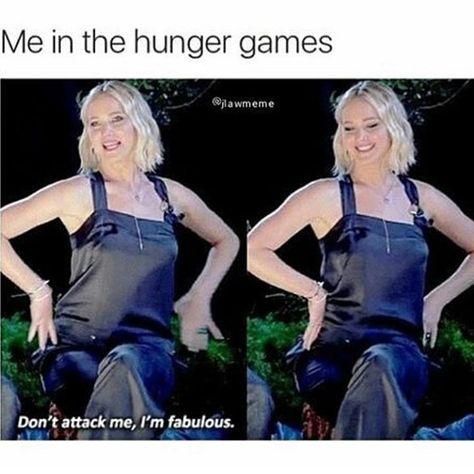The Hunger Games, Hunger Games Memes, Hunger Games Fandom, Hunger Games Catching Fire, Hunger Games Trilogy, Jennifer Lawrence Funny, Jenifer Lawrence, Tribute Von Panem, I Volunteer As Tribute
