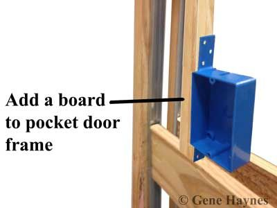 How To Install Switch On Pocket Door Http Waterheatertimer Org How To Install Switch On Pocket Door Html Pocket Doors Pocket Door Frame Doors
