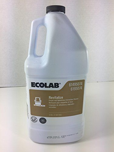 Get Offer Ecolab Revitalize Carpet And Upholstery Extraction