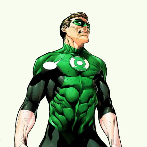Hal in Hal Jordan and the Green Lantern Corps #2
