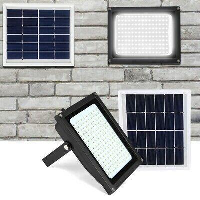 Solar Powered 150 Led Light Control Motion Sensor Outdoor Garden Lamp W In 2020 Led Wall Lights Solar Powered Led Lights Solar Power Diy