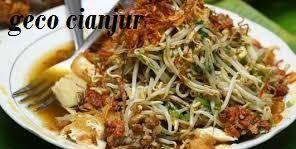 Resep Praktis Cara Membuat Geco Makanan Khas Cianjur Jawa Barat Resep Masakan Makanan Masakan