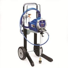Graco Lts 17 Electric Stationary Airless Paint Sprayer 17k960 Paint Sprayer Paint Sprayer Reviews Best Paint Sprayer