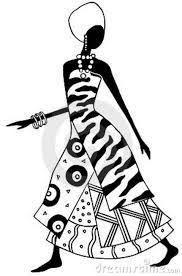 Resultado De Imagem Para Moldes De Negras Africanas Para Pintar
