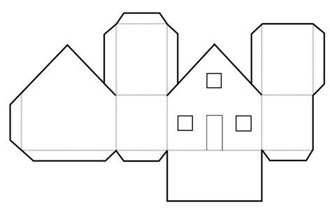 Haus Aus Papier Basteln Vorlagen Dekoking Diy Bastelideen With Falten Vorlage Basteln Mit Papier Vorlagen Kinder Basteln Papier Und Basteln Mit Papier