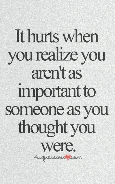 It Hurts When You Realize love love quotes quotes relationships couple hurt i love you relationship quotes sad love quotes beautiful love quotes