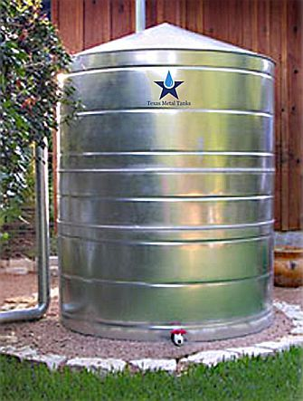 Stainless Steel Water Storage Cistern Tank 3200 Gallon Metal Water Tank Water Storage Steel Water Tanks