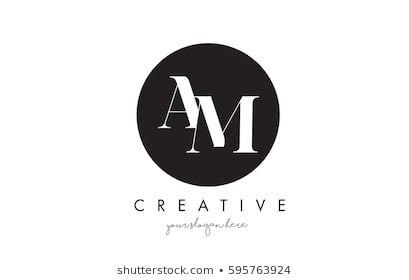 Am Logo Images Stock Photos Vectors Shutterstock Logos Con