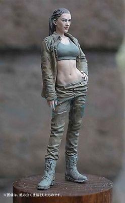 Details about Resin Figure Kit 1/20 Ma K Female Garage Resin