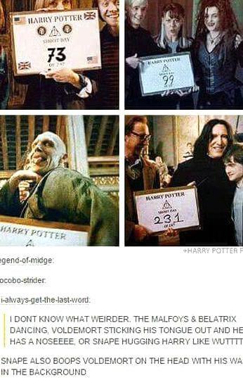 Harry Potter Behind The Scenes Harry Potter Behind The Scenes Harry Potter Funny Harry Potter Images Harry Potter Cast