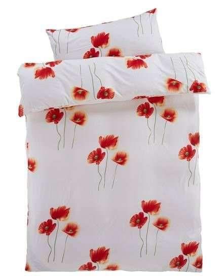 Bettwasche 155x200 Danisches Bettenlager Microfaser Bettwasche Mohnblume 140 X 200 Cm 4 99 In 2020 Printed Shower Curtain Shower Curtain Prints