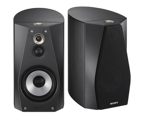 Sony SS HA3 B Hi Res Audio Speaker System Delivers An Unprecedented Au