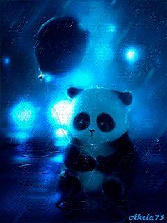 Mobile9 Forum Fire And Water Collection Of Screensavers From Akela73 Cute Panda Wallpaper Panda Wallpapers Panda Art
