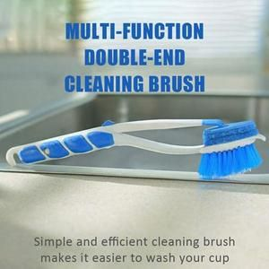 Multi Function Double End Cleaning Brush Brush Cleaner Keep It