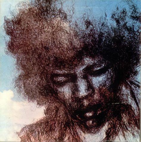 Jimi Hendrix - The Cry of Love 200g Vinyl LP